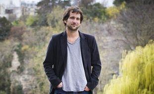 L'écrivain Julien Blanc-Gras, le 16 avril 2013 à Paris.