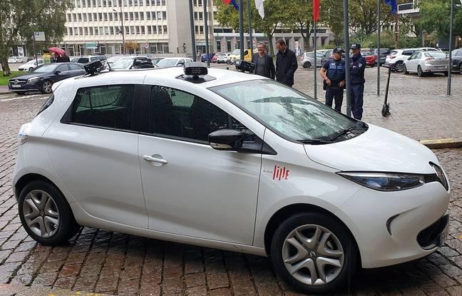 Lille: Une arme imparable pour traquer à grande échelle les fraudeurs du stationnement