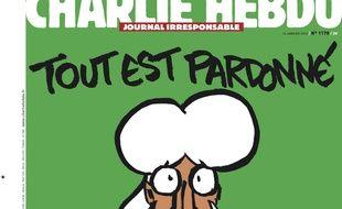 Charlie Hebdo, 14 janvier 2015