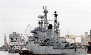 Le croiseur Colbert va revenir à Bordeaux pour être démantelé.