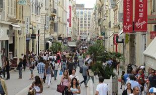 Marseille a gagné 795 habitants en cinq ans (photo d'illustration).