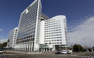 La Cour pénale internationale (CPI), le 5 septembre 2011, à La Haye (Pays-Bas)