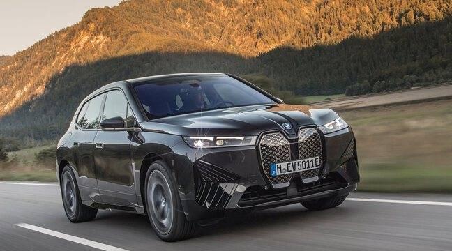 Essai BMW iX: Aller au-delà des apparences