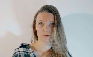 Capture d'écran de la vidéo de Lille Sans Relou contre le harcèlement de rue.