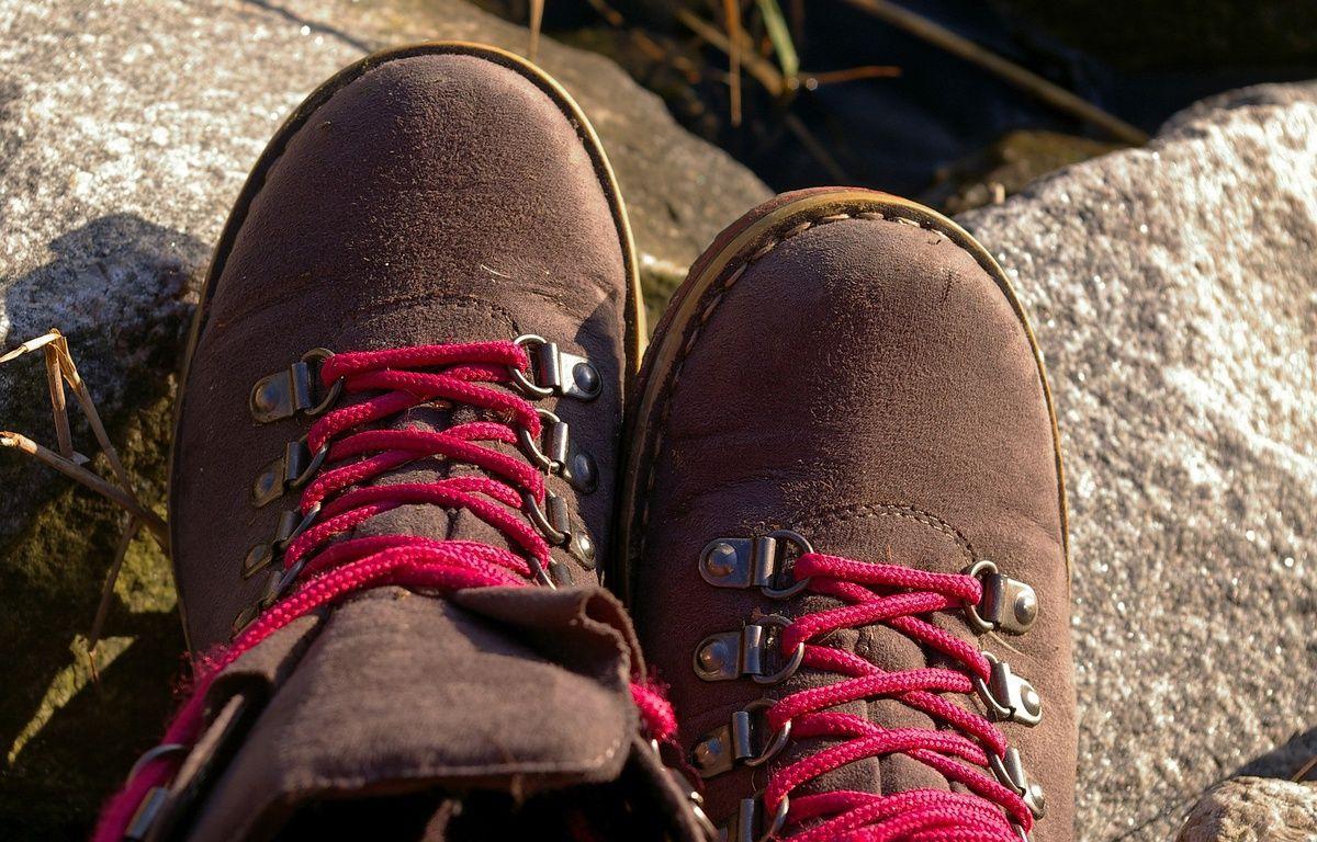 Des chaussures de randonnée. Illustration. – PixaBay