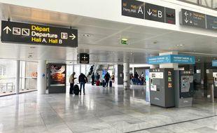 L'aéroport de Bordeaux Mérignac, attend un redémarrage de son activité la dernière semaine de juin