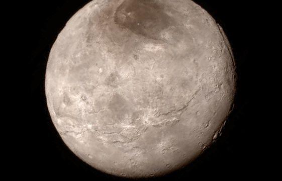 le MORDOR localisé sur le satellite CHARON de la planète PLUTON.