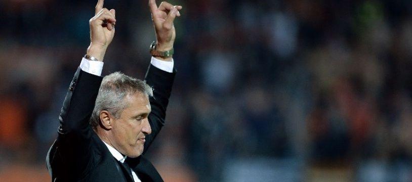 (Illustration) Bernard Casoni a halluciné en Ligue des champions africaine.