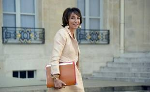 La ministre de la Santé Marisol Touraine à Paris, le 23 septembre 2015