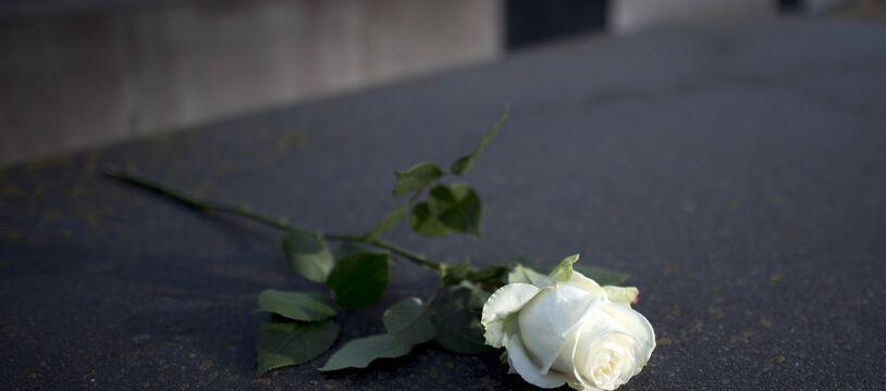 Photo d'illustration d'un monument rendant hommage aux victimes de la déportation, ici à Berlin.