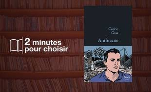 «Anthracite» de Cédric Gras (Stock)