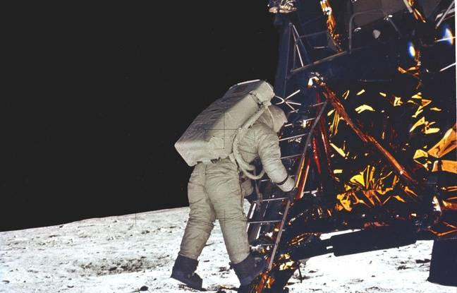 50 ans de l'Homme sur la Lune: Pour l'Apollo Day, glissez-vous à Toulouse dans la combinaison d'Armstrong