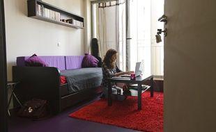 Le logement représente en moyenne 69% des dépenses d'un étudiant.
