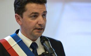 Gaël Perdriau, le maire de Saint-Etienne.