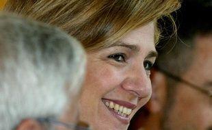 Portrait de l'Infante Cristina d'Espagne.