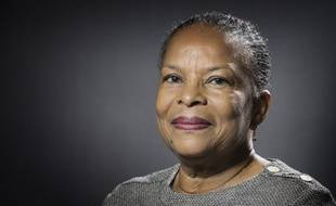L'ancienne ministre de la Justice Christiane Taubira, originaire de Guyane, appelle au dialogue pour dénouer la crise,