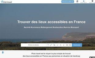 46.000 lieux accessibles aux personnes à mobilité réduite sont répertoriés sur leur site