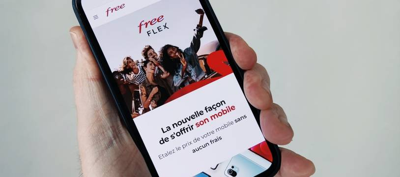 Free Flex pour louer son smartphone durant 24 mois et le payer le même prix qu'au comptant.