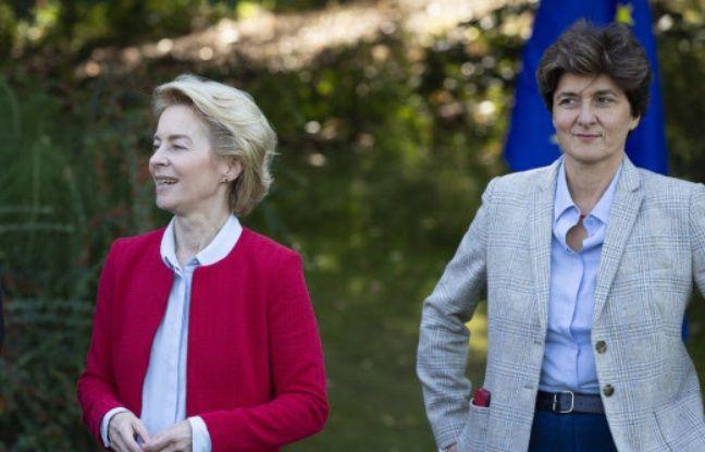 Commission européenne : La candidate française Sylvie Goulard passe une audition décision au Parlement européen