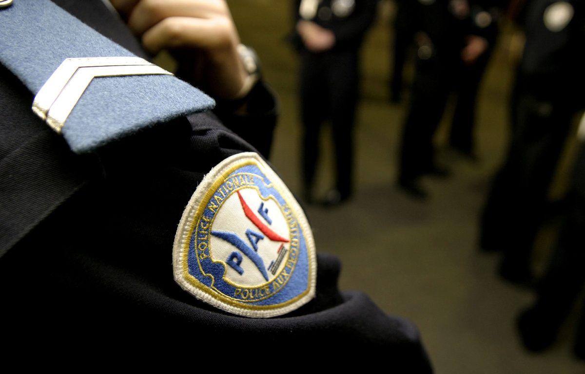 Illustration de la police aux frontières (PAF). – Frederic Scheiber/20 Minutes