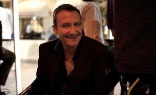 Franck Finance-Madureira, fondateur de la Queer Palm