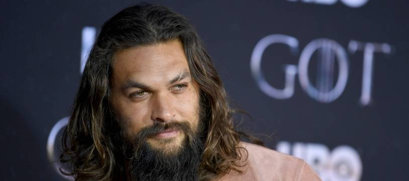 L'acteur Jason Momoa à New York.