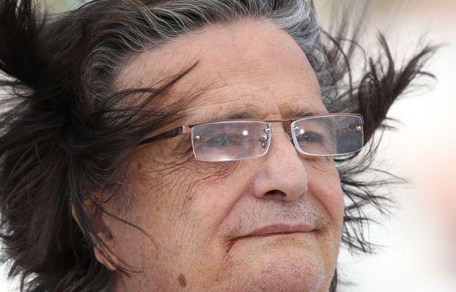 Jean-Pierre Léaud à Cannes le jeudi 19 mai