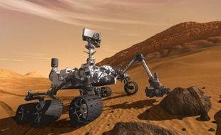 Les Etats-Unis ont lancé samedi vers Mars Curiosity, le robot le plus sophistiqué jamais envoyé pour explorer la planète rouge et déterminer si la vie a pu y exister, selon les images diffusées en direct de la Nasa.