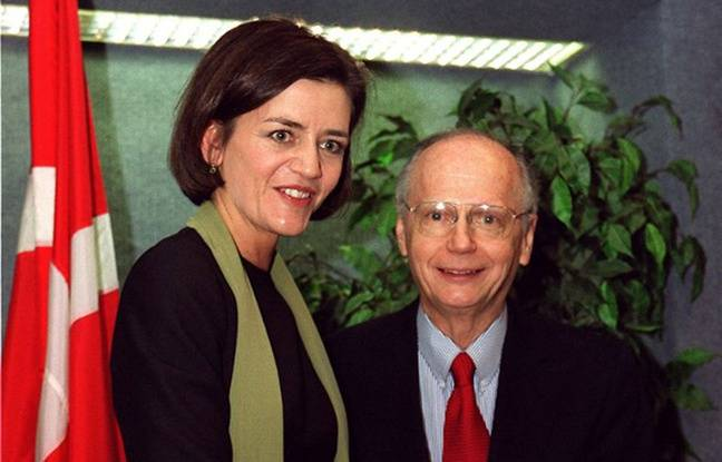 Video qui est margrethe vestager la dame de fer de for Ministre interieur 2000