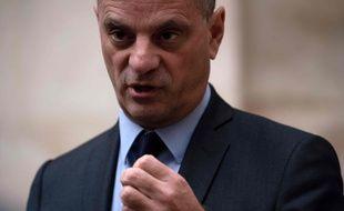 Jean-Michel Blanquer, le 17 octobre 2020 à Paris.
