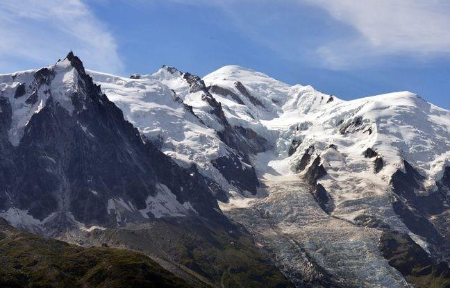 Emmanuel Macron annoncera jeudi des mesures de protection du Mont-Blanc