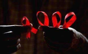 Problème d'argent pour la lutte contre le VIH/Sida.