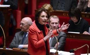 Marisol Touraine, le 26 novembre 213 à l'Assemblée nationale.