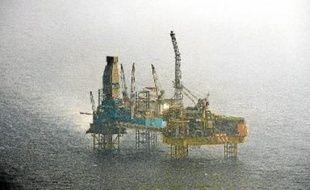 La poche de gaz se situe à 4000m de profondeur, ce qui pourrait compliquer les réparations.