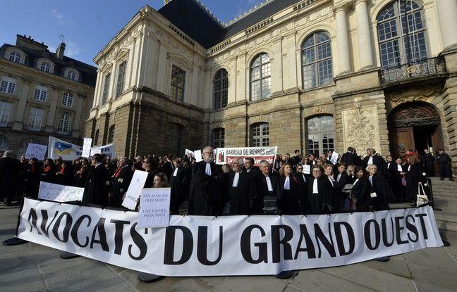 La Loire-Atlantique restera rattachée à la cour d'appel de Rennes
