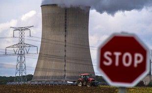 La centrale nucléaire de Cattenom, dans l'est de la France. (illustration)