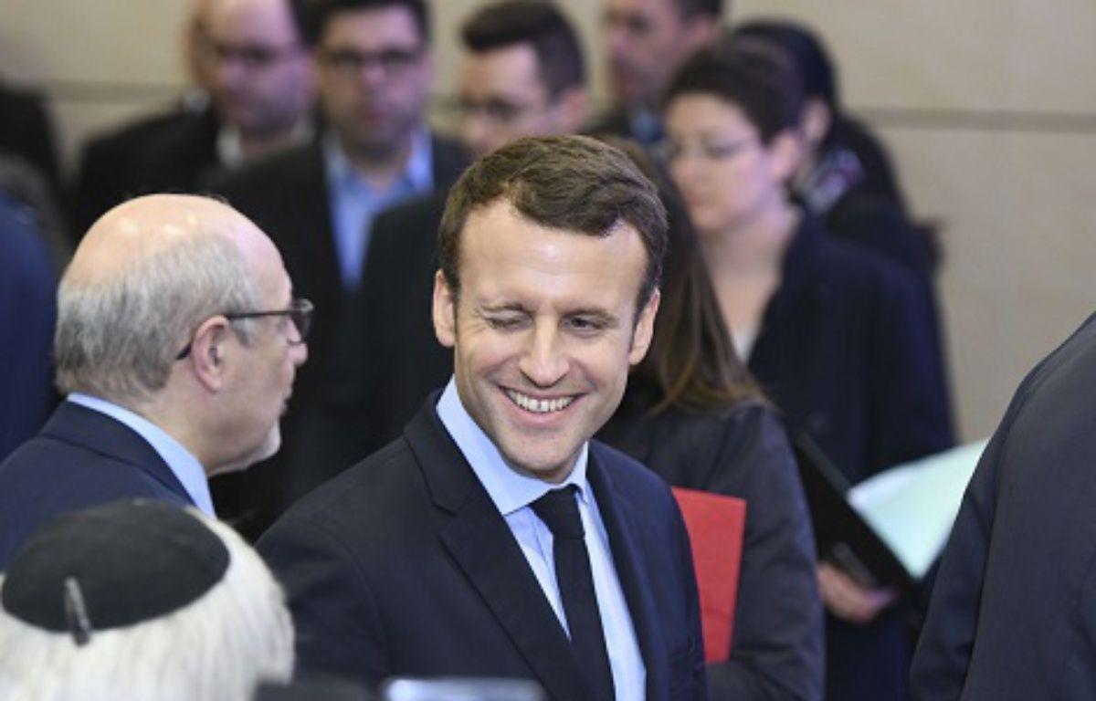 Triomphe pour Macron et son mouvement La République en marche – CHRISTOPHE SAIDI/SIPA