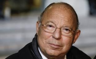 Dalil Boubakeur, recteur de la Grande mosquée de Paris, le 5 janvier 2017.