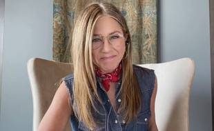 L'actrice Jennifer Aniston