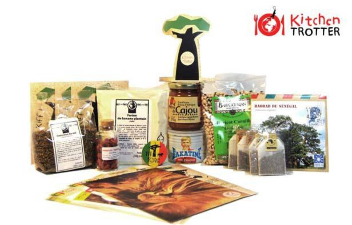 La box Kitchen Trotter proposait au mois de novembre un kit pour cuisiner des recettes sénégalaises. – Kitchen Trotter