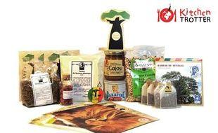 La box Kitchen Trotter proposait au mois de novembre un kit pour cuisiner des recettes sénégalaises.