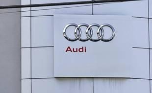Un concessionnaire Audi (illustration).