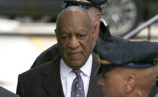 L'acteur Bill Cosby au moment de son procès dans l'affaire Andrea Constand
