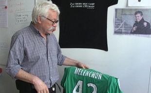 Au QG de Jean-Luc Mélenchon avec Christian Marre, chef de cabinet