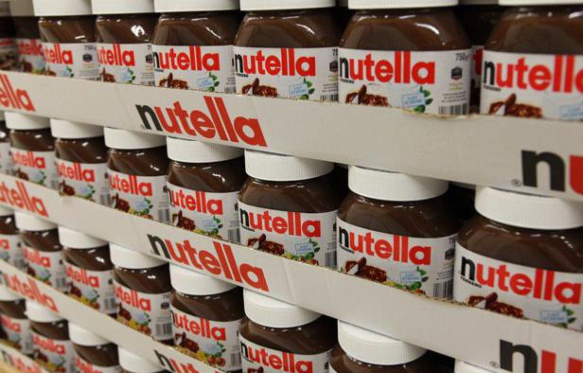 L'accord conclu entre Ferrero et les plaignants ne concerne que les pots de Nutella vendus aux Etats-Unis. – SIMON ISABELLE/SIPA