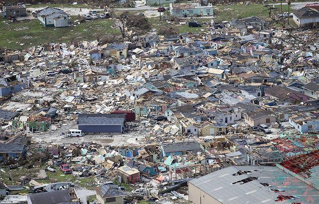 VIDEO. Ouragan Dorian: Au moins 20 morts dans les Bahamas, 70.000 personnes ont besoin d'aide