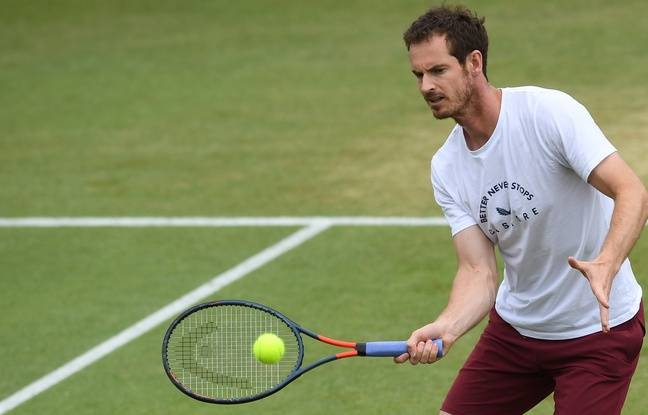 Cincinnati: Andy Murray va faire son retour en simple (face à Richard Gasquet)