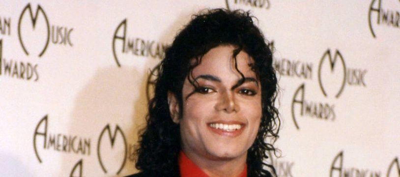 Le chanteur Michael Jackson aux American Music Awards en 1989