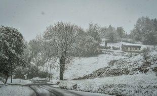 Des chutes de neiges importantes en ce début de mois de novembre 2019.