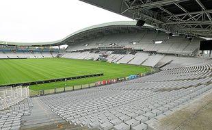 Le stade de la Beaujoire. F. Elsner / 20minutes (archives)